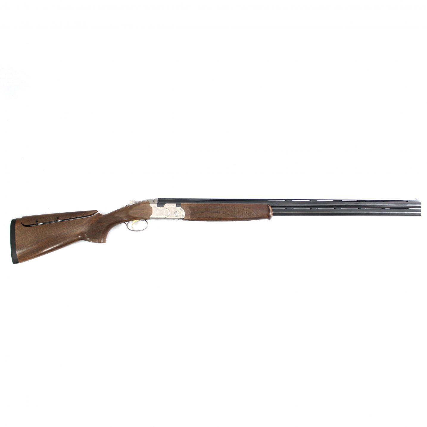 Beretta 686 Silver Pigeon I Sporting B Fast Adjustable Comb 20Gax3